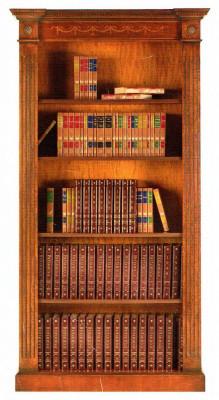 Architectual Open Bookcase Bücherschrank groß