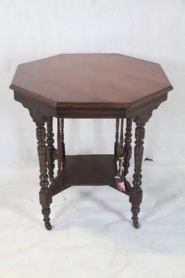 Mahagoni Tisch Edwardian 19.JH masivholz mit