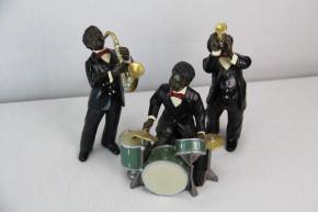 figuren Jazz Gruppe France komplett