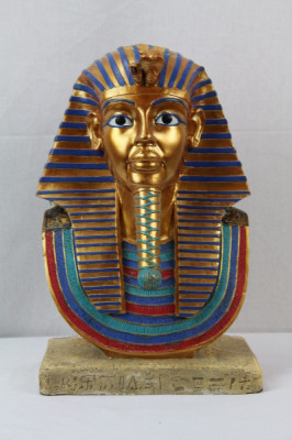 Figur Pharao  Sammelstück vintage Frankreich