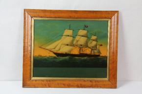 Bild Segelschiff Ethopian