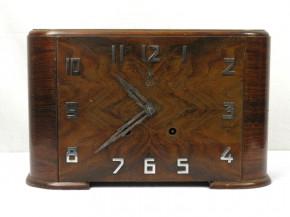 Uhr Art deco Vedette France Original
