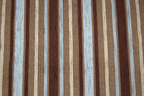 Stoff Stripe - Brown