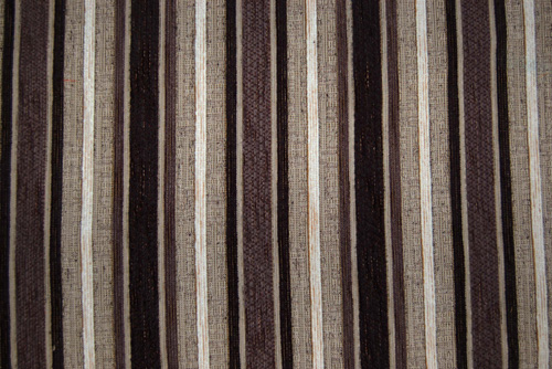 Stoff Stripe - Charcoal
