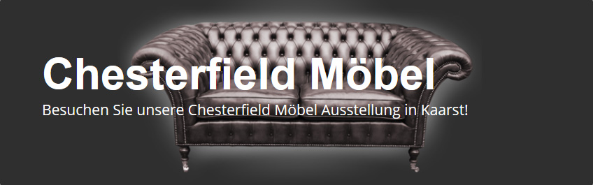 Chesterfield Möbel in Weimar
